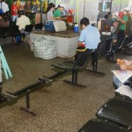Busterminal zeigt ersten Eindruck von Paraguay