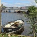 25.000 Personen auf der Flucht vor Hochwasser