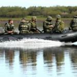 Brasilianische Grenzpolizei schießt auf paraguayische Militärs