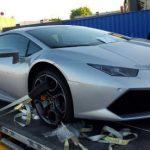 Wer hat den Lamborghini vergessen?