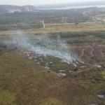 Stromausfälle durch Waldbrände