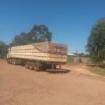 Estancia Pindó: Holzladung beschlagnahmt