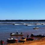 Yacyretá fördert Fischclub in Bella Vista
