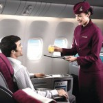 Qatar Airways serviert paraguayisches Rindfleisch