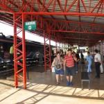 Zugverbindung zwischen Encarnación und Posadas wieder hergestellt