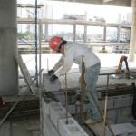 Baubranche bricht stark ein