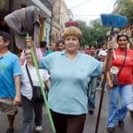 Hausangestellte verzeichnen Teilerfolge