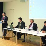 Paraguayischer Handelsminister in Stuttgart
