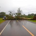 Alto Paraná und weitere Departements ohne Strom
