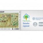 Schüler gewinnt Briefmarken-wettbewerb der UN