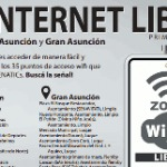 35 x Internet gratis in Asunción