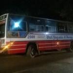 Bus mit Pilgern in Itauguá überfallen