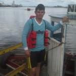 Eine Bootsfahrt auf dem Rio Paraguay