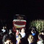 Erneut paraguayischer Bus überfallen