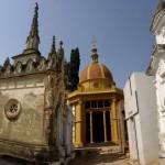 Mausoleen mit Klimaanlage