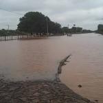Chaco: 264 Millimeter Regen in wenigen Stunden