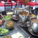 Kulinarischer Treffpunkt für Mennoniten und Einheimische