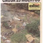 Paraguay: 20 Jahre nach der Flugzeugkatastrophe