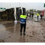 Tragödie: Busunglück in Argentinien