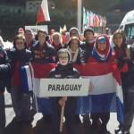 Paraguay holt 3. Platz bei Eisstock-WM