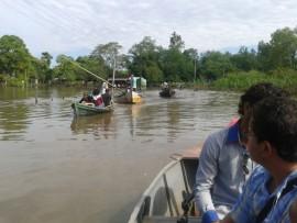 Hochwasser ab Juni 2016 in Paraguay