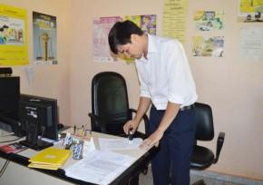 Maurer wurde ohne Qualifikation als Justizbeamter eingestellt
