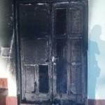 Kirchenbrand und eine mysteriöse Nachricht