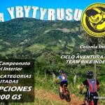 Mountainbike-Rennen in den Ybytyruzú Bergen