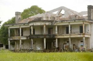 Stroessner Villa wird morgen abgerissen