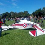 Flugzeugabsturz in Concepción: Zwei Tote