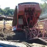 Schwerer Kranunfall in Guairá