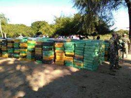 10 Tonnen Marihuana sichergestellt