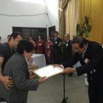Japaner feiern 60 Jahre der Einwanderung in Amambay