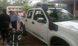 Yby Yaú: Polizei verfügt nun über Kfz