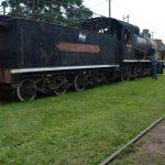 Eine Fahrt mit der Dampflokomotive