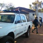 Angriff auf Polizei im Bereich der EPP