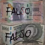 Falschgeld in Umlauf gebracht