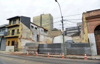 Historisches Gebäude einfach abgerissen