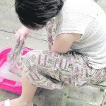 Kinder als Hausangestellte