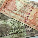 Paraguay, an vierter Stelle beim Mindestlohn in der Region