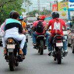 Motorräder nur noch mit Kennzeichen