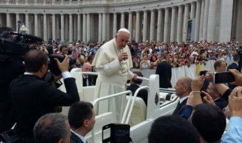 Der Papst und sein Tereré