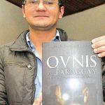 Buch über UFO-Sichtungen in Paraguay