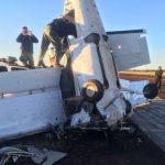 Flugzeugabsturz in Pedro Juan Caballero