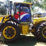 Der erste Traktor aus Paraguay