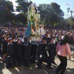 Feierlichkeiten in Asunción