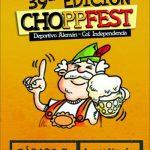 Kolonie Independencia: Das Choppfest 2016