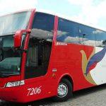 Bus mit Touristen überfallen