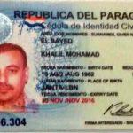 Terrorverdächtiger hat paraguayische Staatsbürgerschaft