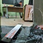 """Nicht """"konform"""" berichtet: Anschlag auf Tageszeitung"""